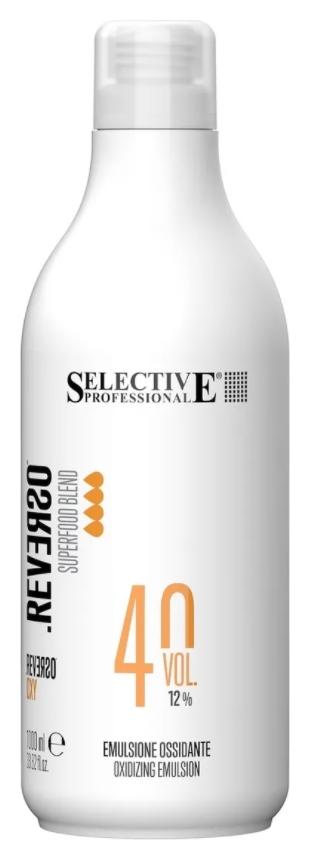 Эмульсия окисляющая 12% 40 vol. Reverso Oxy  Selective Professional