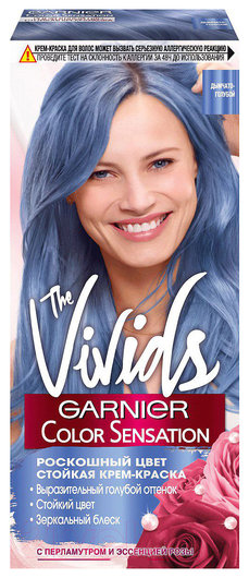 Краска для волос Color Sensation Vivids  Garnier