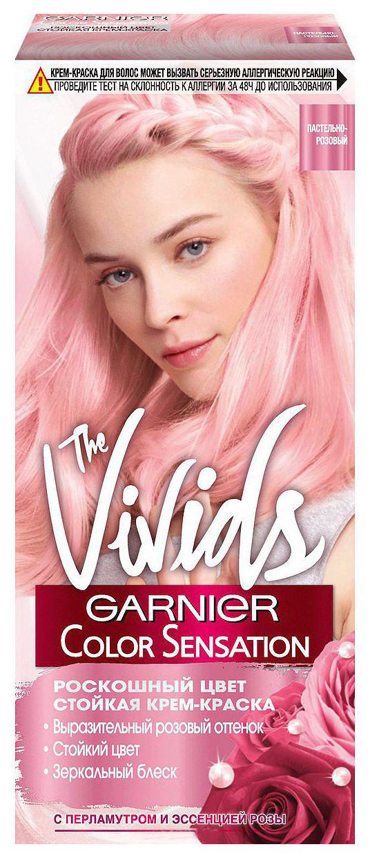 Краска для волос Color Sensation Vivids Тон Пастельно-розовый