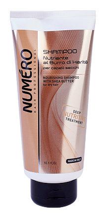 Шампунь с маслом карите для сухих волос Brelil Numero Shea Butter  Brelil Professional