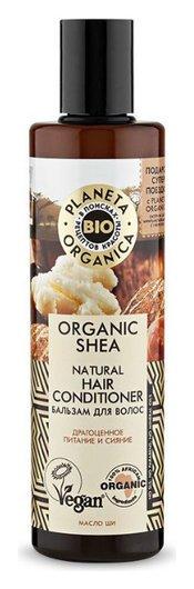 Ши Бальзам для волос натуральный  Planeta Organica