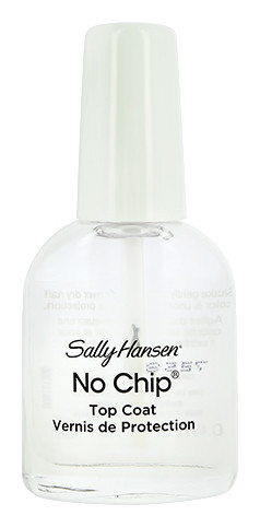 Верхнее покрытие против сколов лака Nailcare No Chip  Sally Hansen