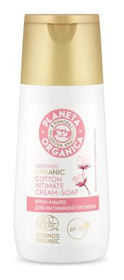 Крем-мыло для интимной гигиены  Planeta Organica