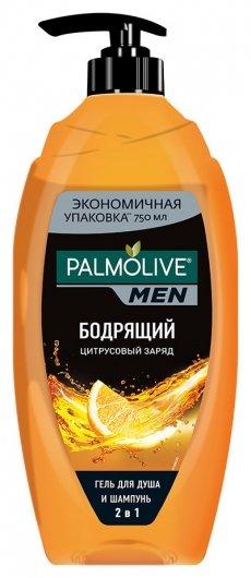Гель для душа 2в1 Цитрусовый заряд  Palmolive