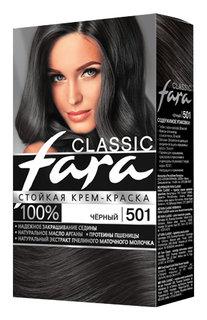 Стойкая крем-краска для волос  Fara