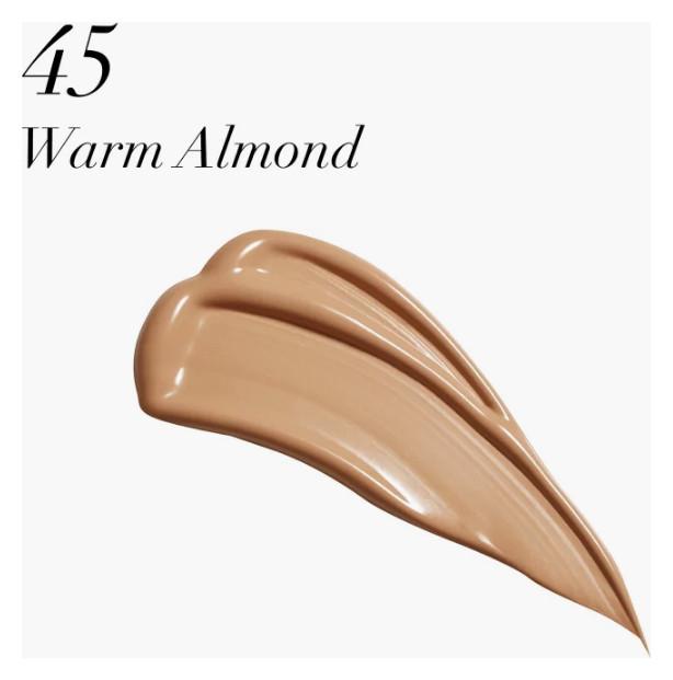 Тональная основа для лица Radiant Lift Long Lasting Radiance Тон 45 Warm almond