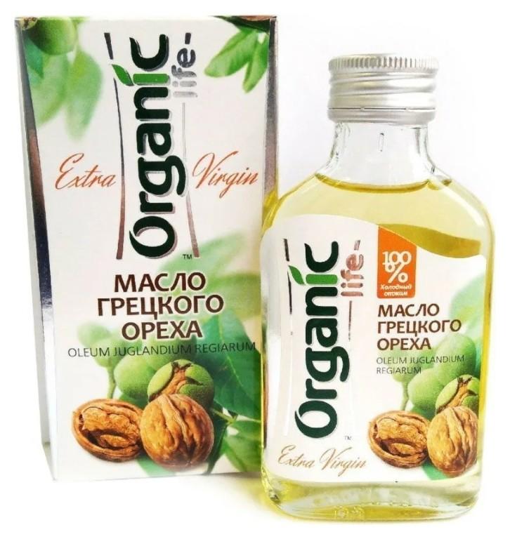 Масло ядра грецкого ореха Organic  Специалист