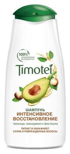 Шампунь для волос Авокадо, макадами и фисташка  Timotei