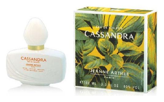 Туалетная вода Parfums Cassandra  Jeanne Arthes
