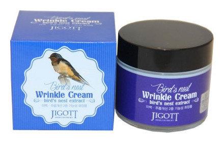Jigott Антивозрастной крем с экстрактом ласточкиного гнезда