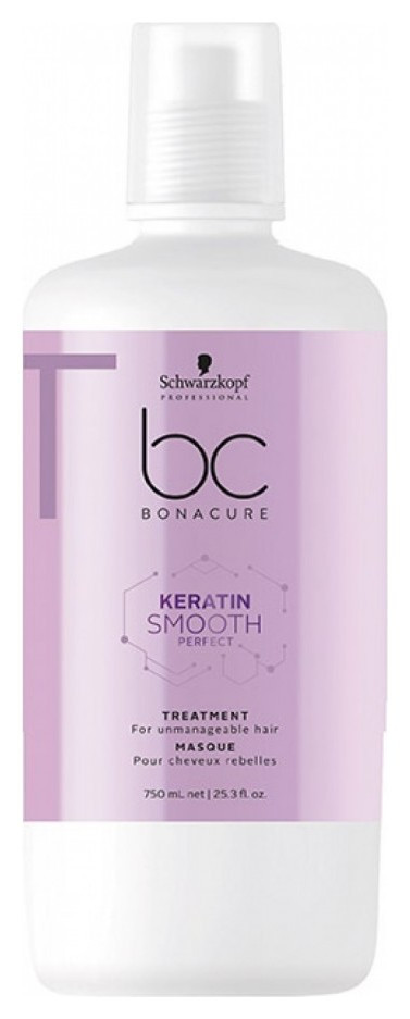Маска для гладкости BC Keratin Smooth Perfect Treatment  Schwarzkopf Professional