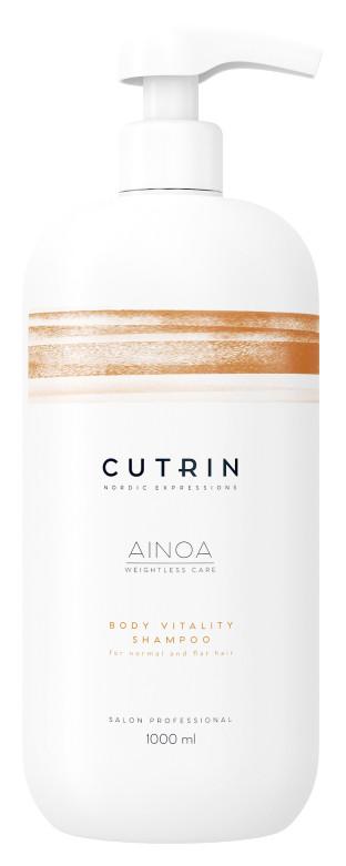 Шампунь для укрепления AINOA Hydration Recovery Cutrin