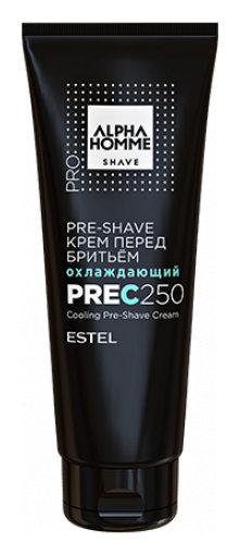 Крем охлаждающий перед бритьем PRE-SHAVE ESTEL ALPHA HOMME PRO  Estel Professional