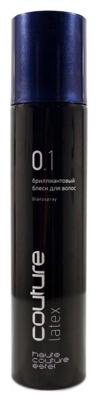 Купить Блеск для волос Estel Professional, Бриллиантовый блеск для волос LATEX ESTEL HAUTE COUTURE, Россия