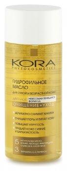 Гидрофильное масло для сухой и возрастной кожи Kora Phytocosmetics Hydrophilic Anti Age Oil