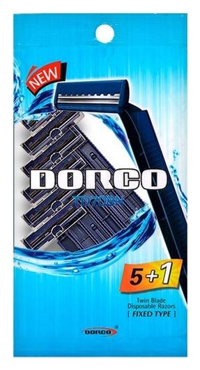 Станок для бритья одноразовый  Dorco