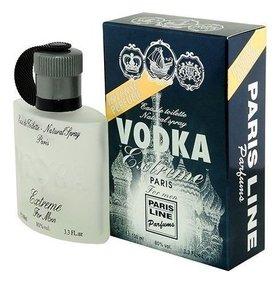Туалетная Вода Vodka Extreme  Paris Line Parfums