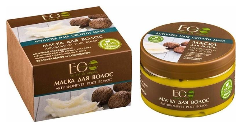 Маска для волос термозащита и рост волос  EO Laboratorie