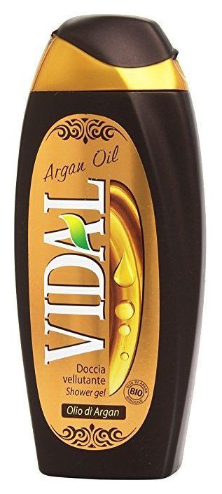 Гель для душа «Масло Арганы» /Olio Di Argan  Vidal