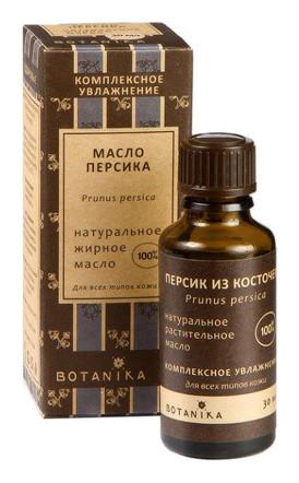 Масло персика из косточек  Botavikos