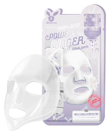 Тканевая маска Milk Deep Mask Pack Elizavecca Power Ringer
