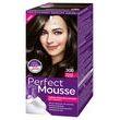Краска для волос Perfect Mousse Тон 300 Черный каштан