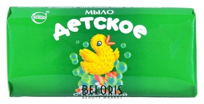 Купить Мыло для лица Свобода, Мыло детское с экстрактом ромашки, Россия