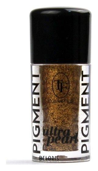 Купить Тени для век Триумф, Рассыпчатый сияющий пигмент ULTRA PEARL, Китай, Тон 09 коричневый