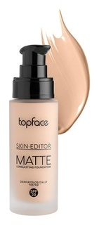 Тональный крем Skin Editor Matte TopFace