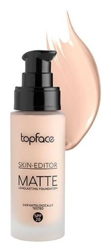 Тональный крем Skin Editor Matte Тон 002