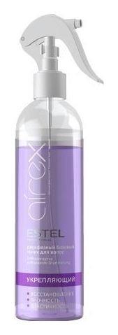 Укрепляющий двухфазный базовый тоник для волос airex  Estel Professional