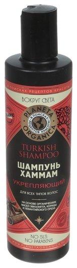 Шампунь-хаммам укрепляющий для всех типов волос