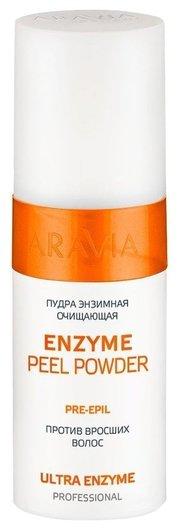 """Пудра энзимная очищающая против вросших волос """"Enzyme Peel Powder""""  Aravia Professional"""