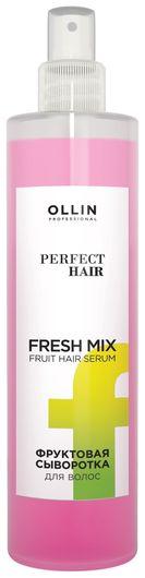 """Фруктовая сыворотка для волос """"Perfect Hair Fresh Mix""""  OLLIN Professional"""