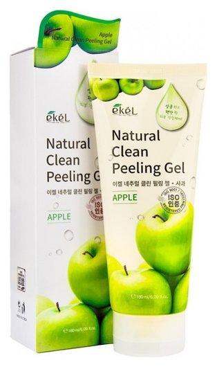 Пилинг-скатка с экстрактом зеленого яблока  Ekel