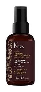 Спрей термозащитный для всех типов волос incredible oil  Kezy