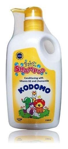 Шампунь-кондиционер для детей  Lion Kodomo