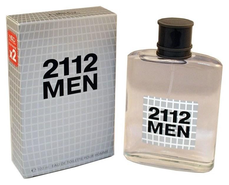 Туалетная вода для мужчин 2112 Men  Неолайн (NEO Parfum)