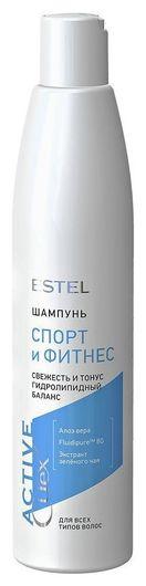 Шампунь «Спорт и Фитнес» для всех типов волос CUREX ACTIVE  Estel Professional