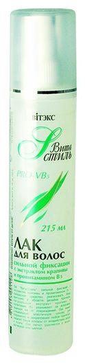 Лак для волос сильной фиксации с экстрактом крапивы  Белита - Витекс