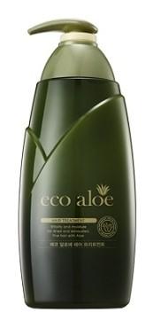Маска для волос Eco Aloe Hair Treatment  Rosee