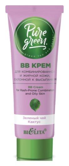 BB крем для комбинированной и жирной кожи, склонной к высыпаниям   Белита - Витекс