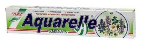 Зубная паста Herbal  Aquarelle