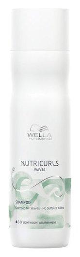 Бессульфатный шампунь для вьющихся и кудрявых волос  Wella Professional