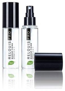 Спрей-фиксатор для макияжа Fixing Spray 3 in1 Pro Relouis