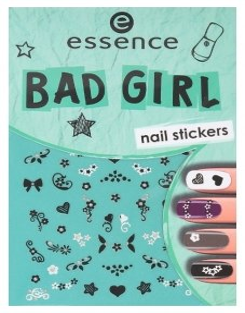 "Наклейки для ногтей №2 ""Bad girl nail stickers"""
