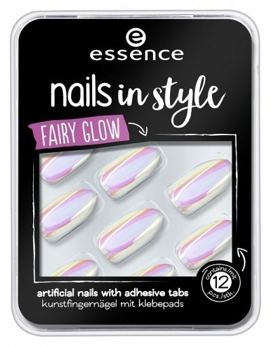 "Накладные ногти на клейкой основе ""NAILS IN STYLE""  Essence"