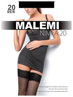 Женские чулки Nimfa 20 Den  Malemi