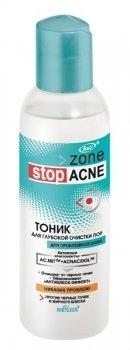 Zone Stop Acne Тоник для глубокой очистки пор