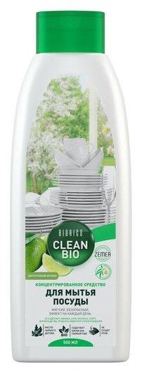 Концентрированное средство для мытья посуды c цитрусовым ароматом Biorico